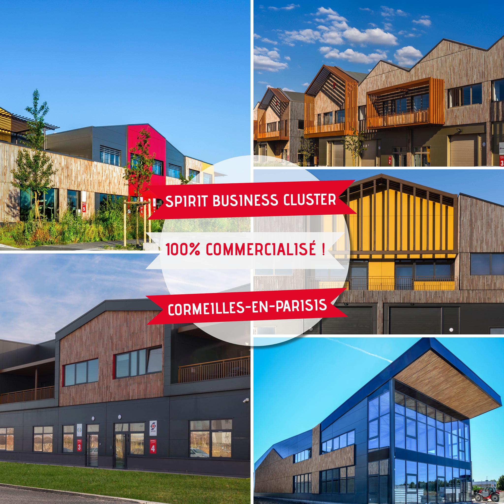 Commercialisation Cormeilles-en-Parisis